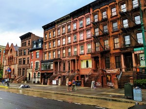 Harlem - buildings