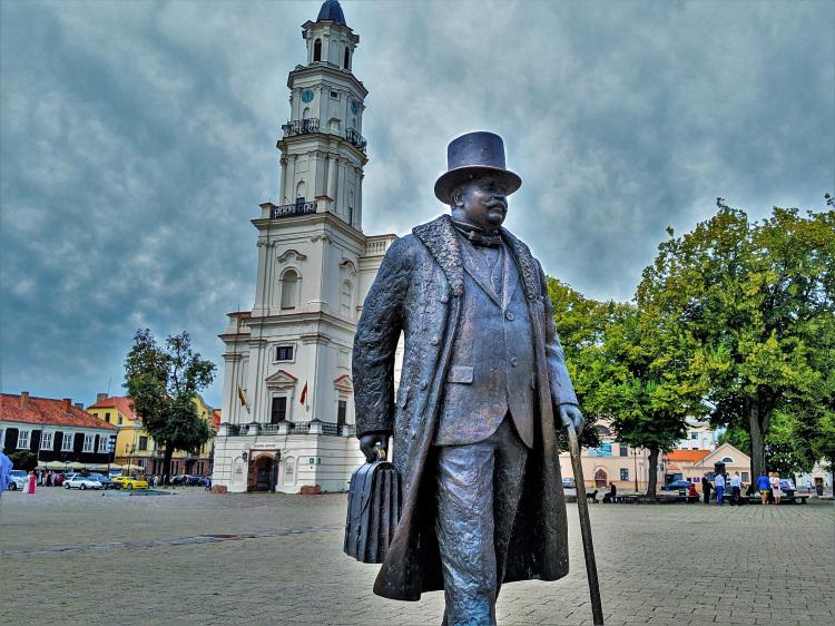 Lithuania - Kaunas - Town Hall 1