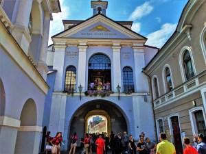Lithuania - Vilnius - Gate of Dawn