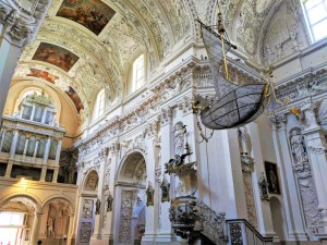 Lithuania - Vilnius - St Peter & Paul Church 2