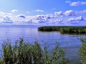 Russia - Kaliningrad - Curonian Spit - Lagoon