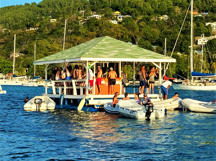 Bar One on Bequia
