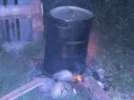Bomba Shack famous mushroom tea
