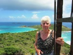 View from Culebrita's lighthouse