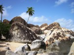 BVI - Virgin Gorda - Baths - Up Rocks