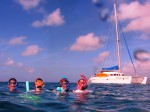 Snorkel time with the Guiding Light