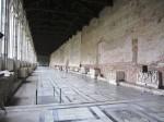 The cemetary in Pisa