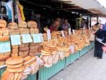 Bread at the bazaar