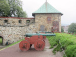 Cannon at Akershus Fort