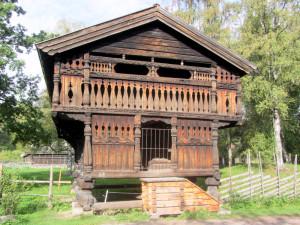 1300's Norwegian barn