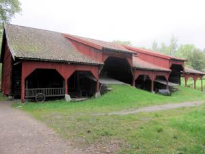 1800's Norwegian barn