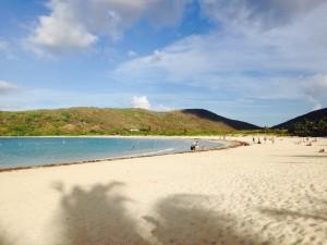 Beach at Culebra
