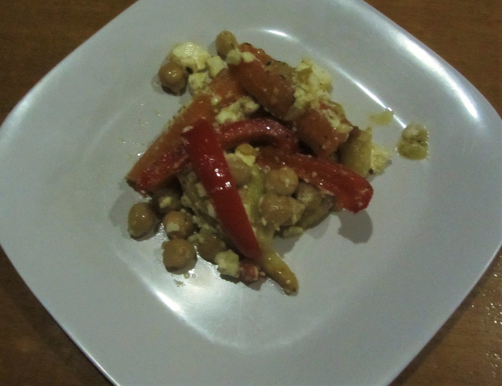 Blog - Carrot, Parnip Salad