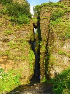 Iceland - 2 Seljalandsfoss - 4th Through Canyon