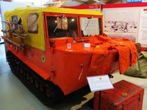 Iceland - 3 Skogar Museum- Ice Rescue