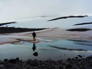 Iceland - 7 Snaefellsjokull NP - Eric At Pool