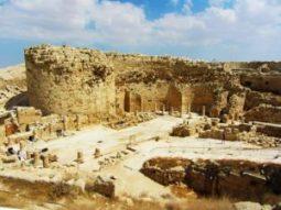 Israel - Bethlehem - Herodium - Fortress