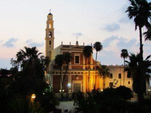 Israel - Jaffa - St Peter's Church