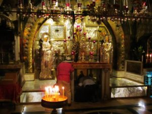 Israel - Jerusalem - Jesus - Holy Sepulchre - Calvery