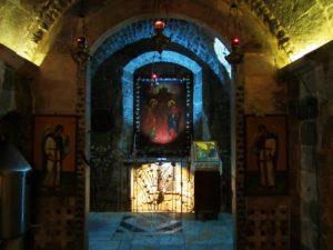 Israel - Nazareth - Greek Church With Mary's Well