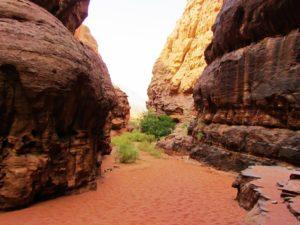 sig-um-al-tawaqi in Wadi Rum