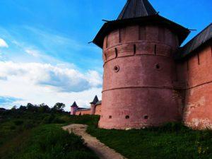 russia-suzdal-st-euthymius-monastery-wall
