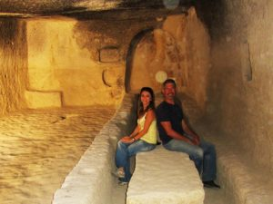 turkey-cappadocia-goreme-museum-us-at-a-table