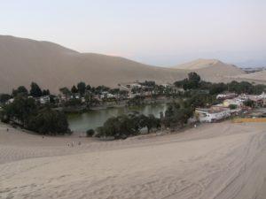Peru - Haucachina - Oasis