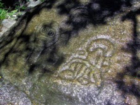 Petroglyphs - On Rock