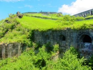 St Kitts - Brimstone - Cistern