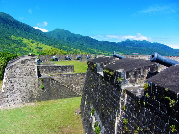 St Kitts - Brimstone - Citadel