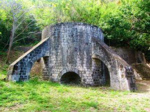 St Kitts - Brimstone - Lime Kiln