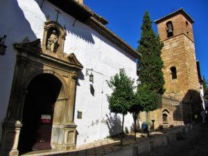 San Jose Church in Granada