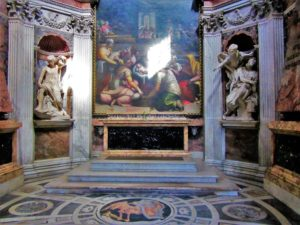 Angels & Demons - Piazza del Popolo 5 - Santa Maria 2