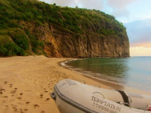 Montserrat travel guide - Rendezvous Beach