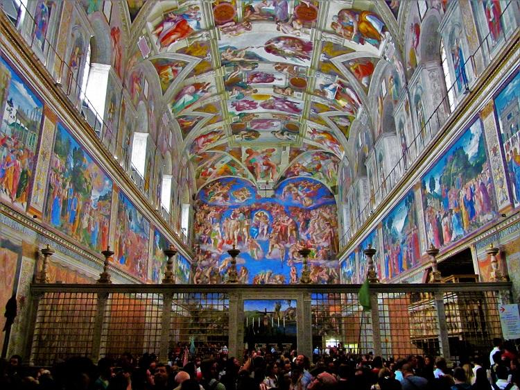 POTD - Vatican City - Sistine Chapel