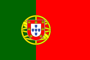 Portugal travel guide flag