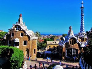 Spain travel guide - Barcelona - Gaudi - Parc Güell