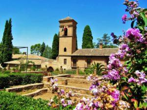 Spain travel guide - Granada - Alhambra