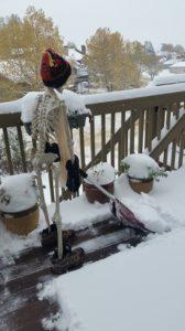 Steve - Shoveling Snow