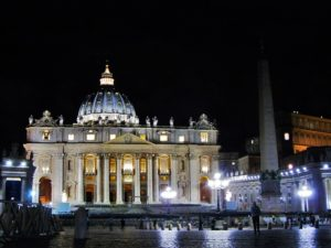 Vatican City travel guide - St Peter's Basilica