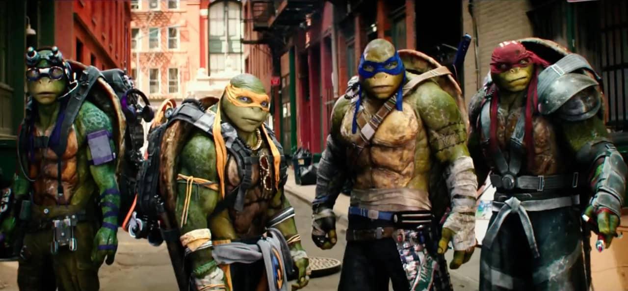 Recenzija: Teenage Mutant Ninja Turtles: Out of the Shadows (2016)