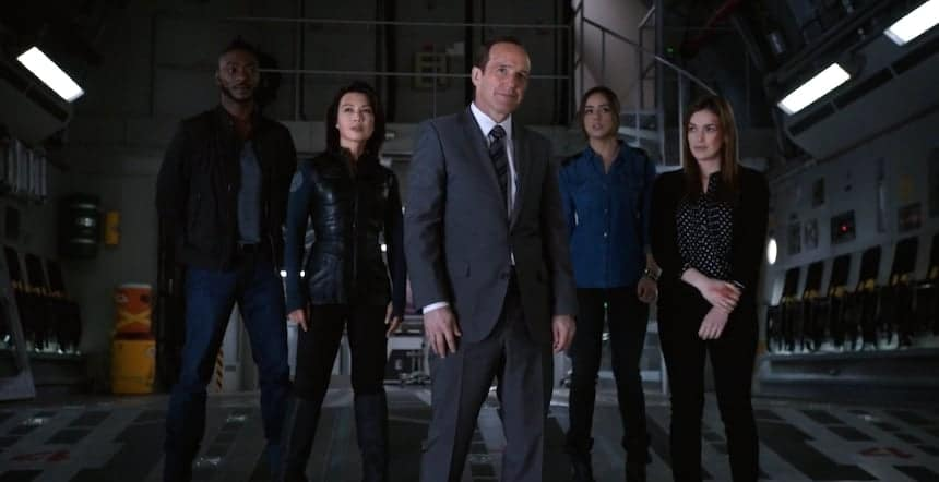 Trailer: 'Agents of SHIELD' – sezona 5