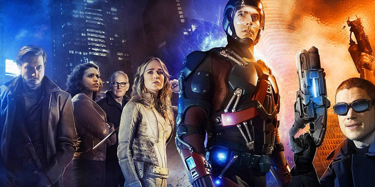 Trailer serije: Legends of Tomorrow (2016– )