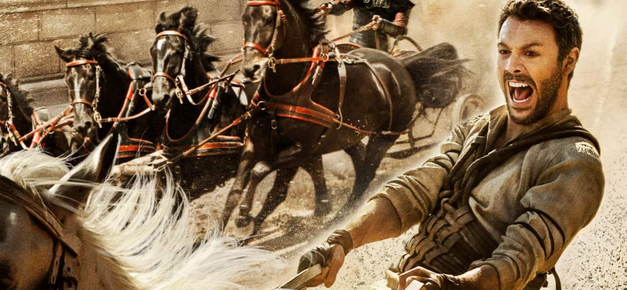 Recenzija: Ben-Hur (2016)