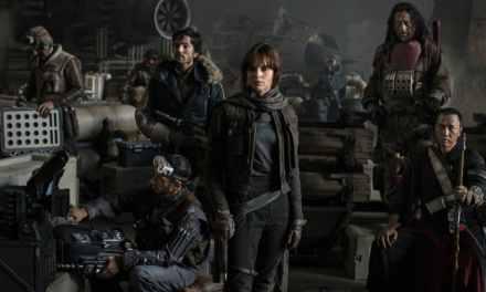 Recenzija: Rogue One (2016)