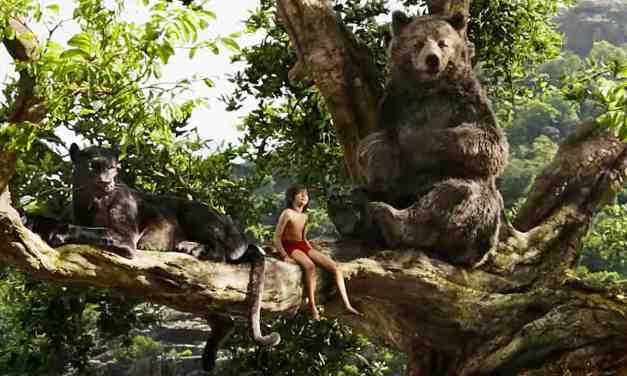 Recenzija: The Jungle Book (2016)
