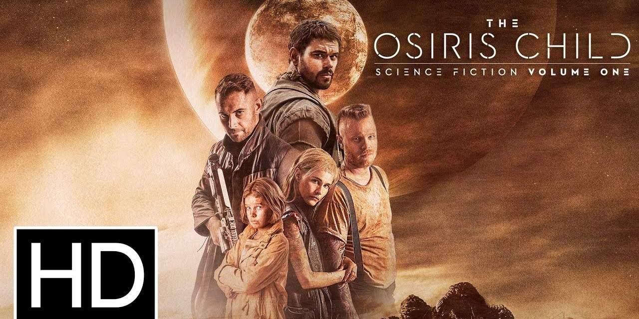 Recenzija: Science Fiction Volume One: The Osiris Child
