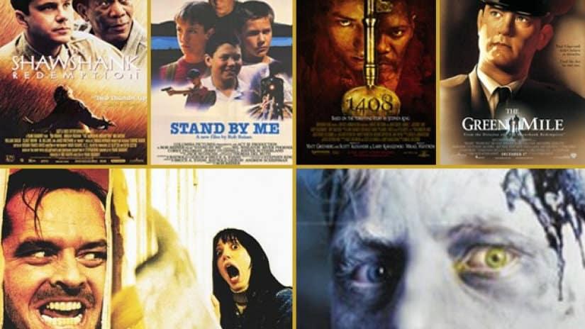 15 najboljih filmova i serija prema knjigama Stephena Kinga