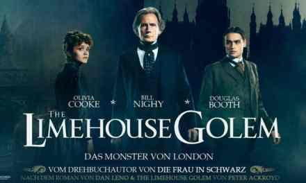 Recenzija: The Limehouse Golem